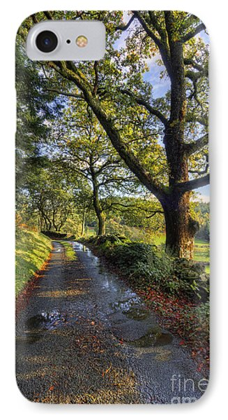 Sun After The Rain IPhone Case by Ian Mitchell