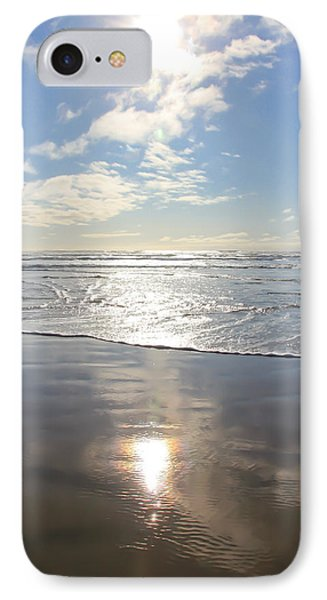 Sun And Sand IPhone Case by Athena Mckinzie
