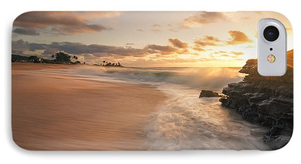Sun And Sandy Beach IPhone Case by Hawaii  Fine Art Photography