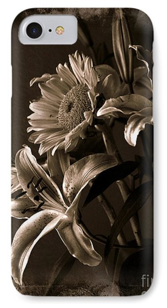 Sun And Stars IPhone Case by Michelle Wolff