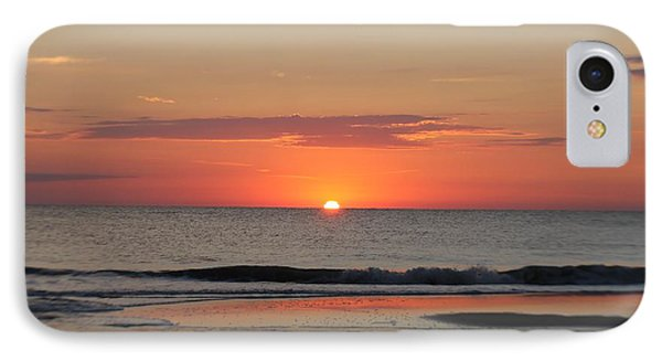 IPhone Case featuring the photograph Sun Colors by Robert Banach