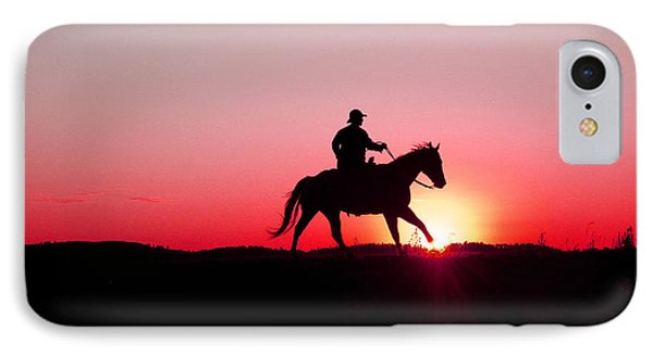 Sun Dancer IPhone Case by Steven Bateson