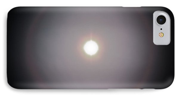 IPhone Case featuring the photograph Sun Dog by Joel Loftus