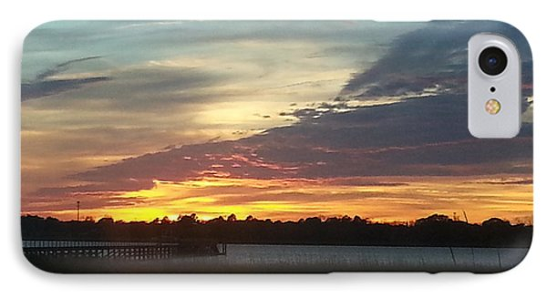 IPhone Case featuring the photograph Sun Down Destiny by Joetta Beauford