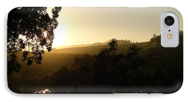 IPhone Case featuring the photograph Sun Down by Shawn Marlow