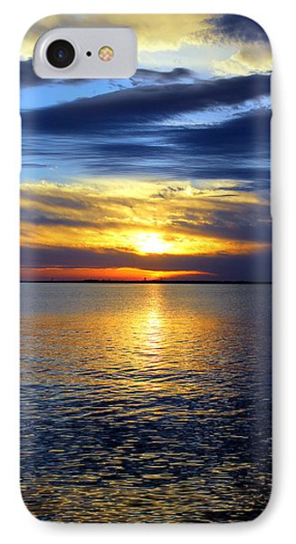 Sun Down South IPhone Case by Faith Williams