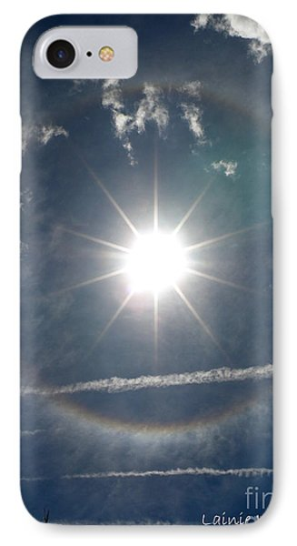 Sun Halo Phone Case by Lainie Wrightson