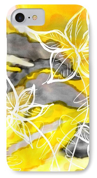 Sun In Spring IPhone Case by Lourry Legarde