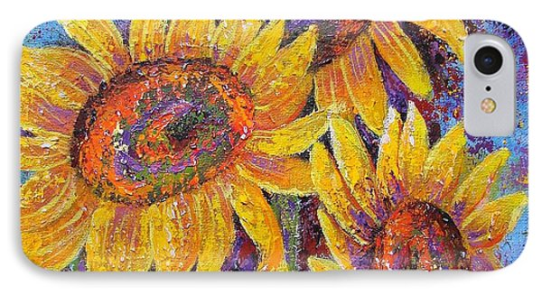Sun-kissed Beauties IPhone Case by Margaret Bobb