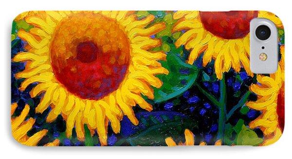 Sun Lovers II IPhone Case