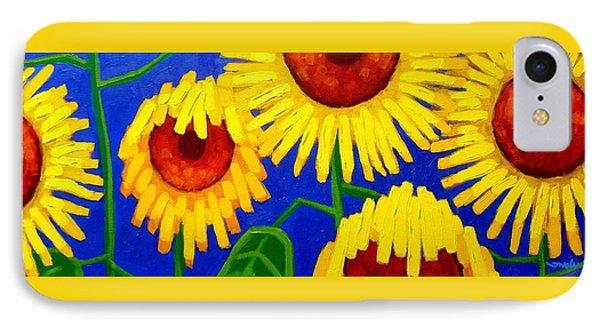 Sun Lovers IPhone Case by John  Nolan
