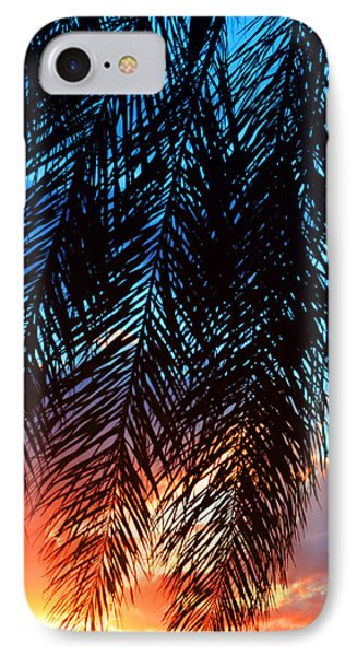 Sun Palm IPhone Case