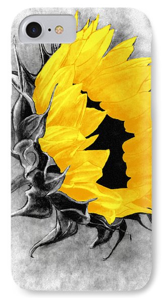 Sun Power IPhone Case by I'ina Van Lawick