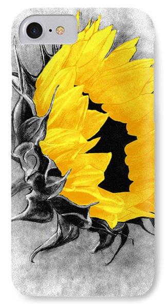 Sun Power IPhone Case