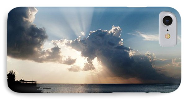 Sun Rays IPhone Case by Amar Sheow