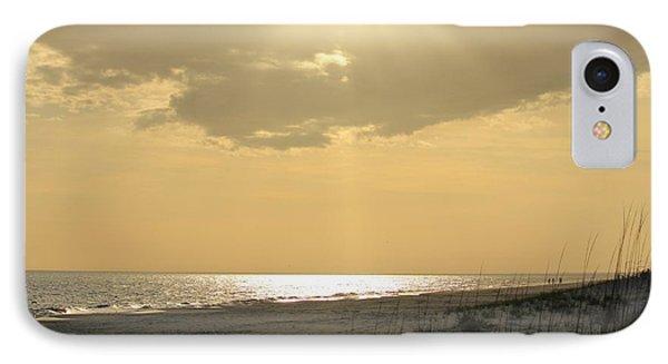 Sun Rays Phone Case by Cynthia Guinn