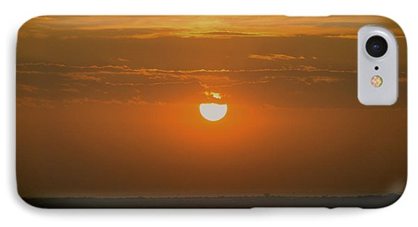 Sun Set Over Sa Phone Case by Shawn Marlow