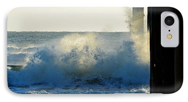 IPhone Case featuring the photograph Sun Splash II by Anthony Baatz