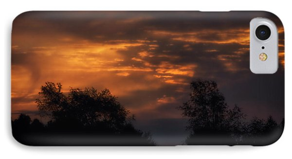 Sun Up Phone Case by Thomas Woolworth