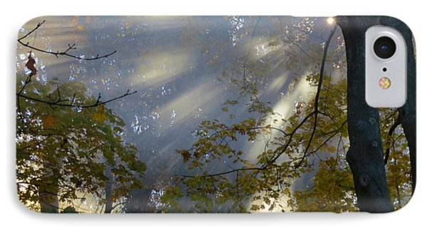 IPhone Case featuring the photograph Sunbeam Morning by Dianne Cowen