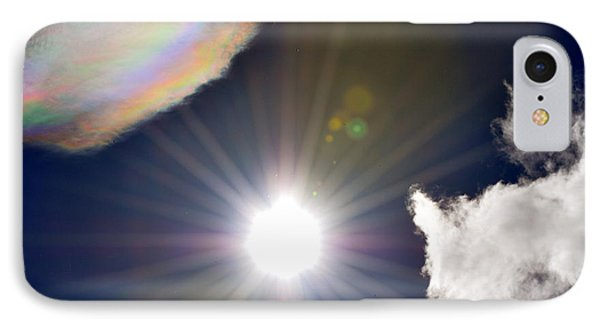 Sunbeams Phone Case by Heather L Wright