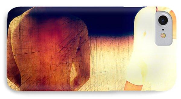 Sunburn Phone Case by Bob Orsillo