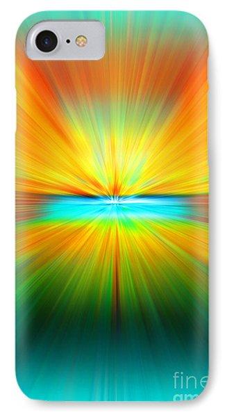 Sunburst IPhone Case by Clare VanderVeen