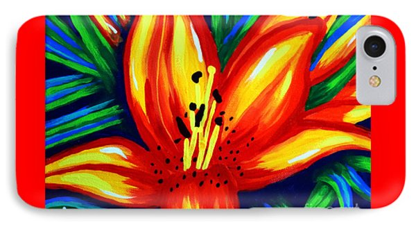 Sunburst IPhone Case by Jackie Carpenter