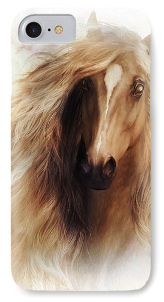 Sundance Horse Portrait IPhone Case