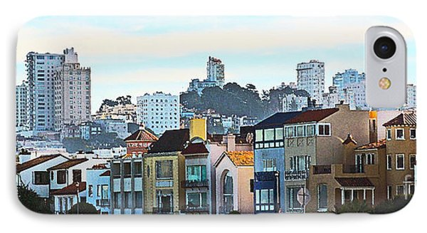 Sunday At Marina Green Park Fort Mason San Francisco Ca Phone Case by Artist and Photographer Laura Wrede