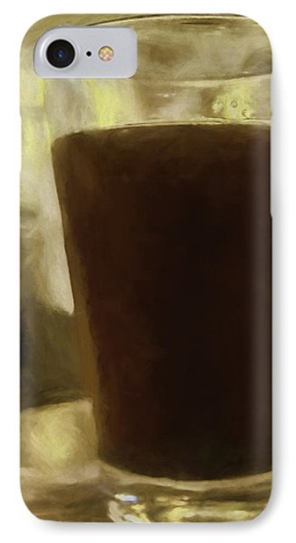 Sunday Brewsky IPhone Case by Jean OKeeffe Macro Abundance Art