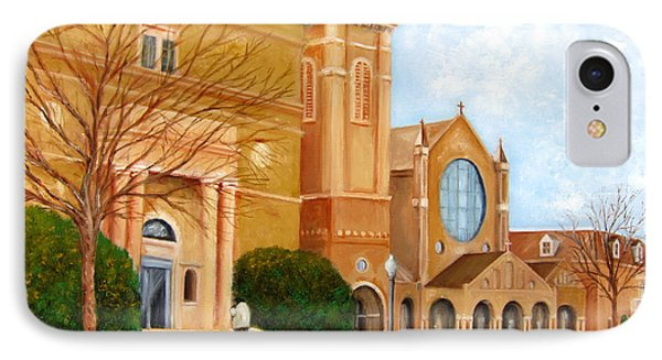 Sunday Mass At St. James Rc Church IPhone Case