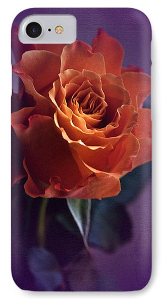 Sunday Rose  IPhone Case by Richard Cummings