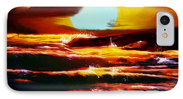 Sundown IPhone Case by Persephone Artworks