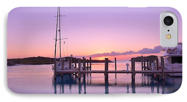 IPhone Case featuring the photograph Sundown Serenity by Jola Martysz