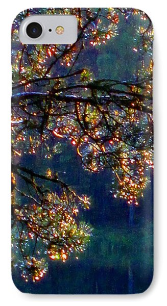 IPhone Case featuring the photograph Sundrops by Leena Pekkalainen