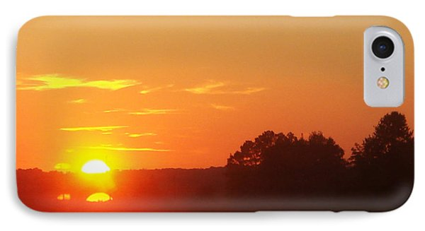 IPhone Case featuring the photograph Sundown by Jasna Dragun