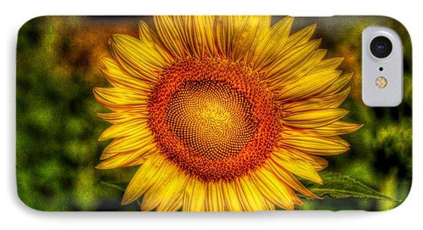 Sunflower Phone Case by Adrian Evans