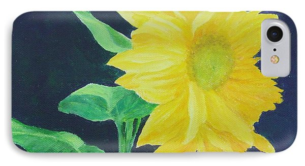 Sunflower Ballet Original IPhone Case