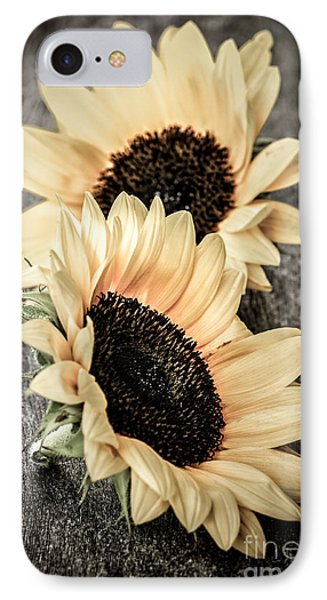Sunflower Blossoms Phone Case by Elena Elisseeva