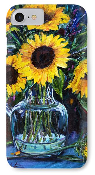 Sunflower Bouquet  Phone Case by Jennifer Beaudet