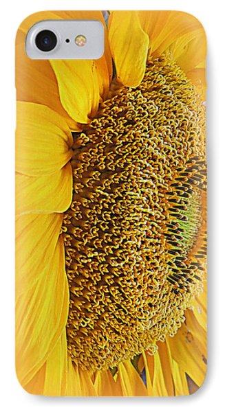 Sunflower Phone Case by Kay Novy