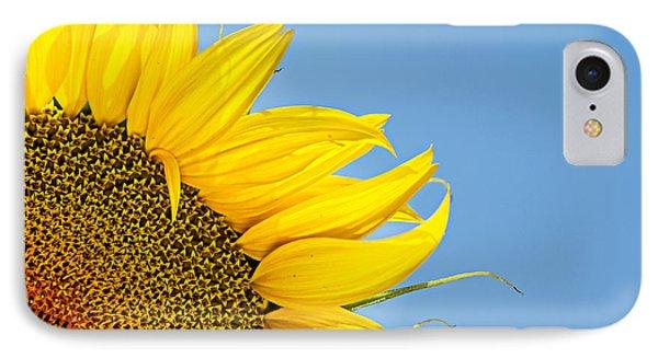 Sunflower Phone Case by Stela Taneva