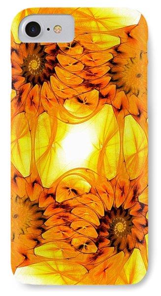 Sunflowers Phone Case by Anastasiya Malakhova