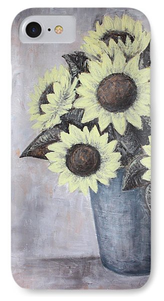Sunflowers Phone Case by Home Art