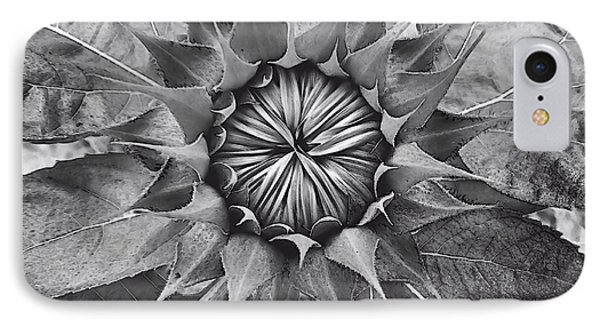 Sunflower's Shades Of Grey IPhone Case