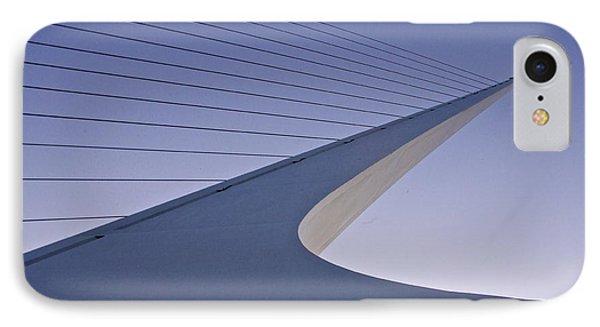Sundial Bridge IPhone Case by Sean Griffin