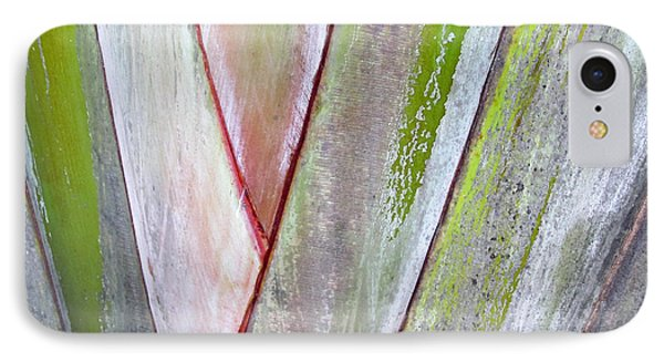 Sunken Gardens Abstract 4 IPhone Case by Maria Huntley