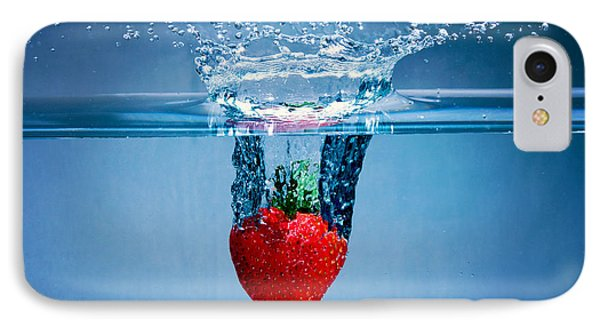 Sunken Strawberry IPhone Case