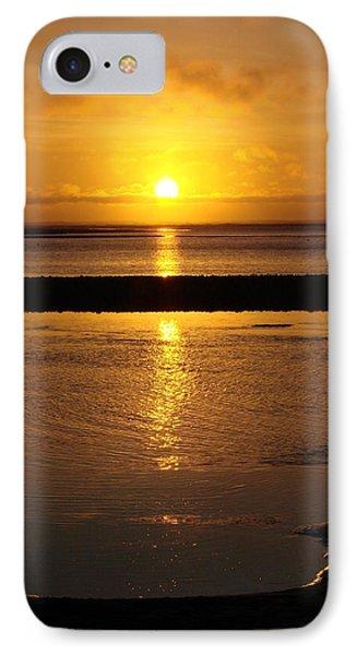 Sunkist Sunset IPhone Case by Athena Mckinzie